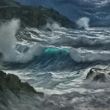 Capri in storm (Capri in tempesta) - Antonio Vivaldi, Agitata da due venti (Griselda), Cecilia Bartoli