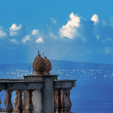 Villa Lysis Capri — Raffaele Lello Mastroianni