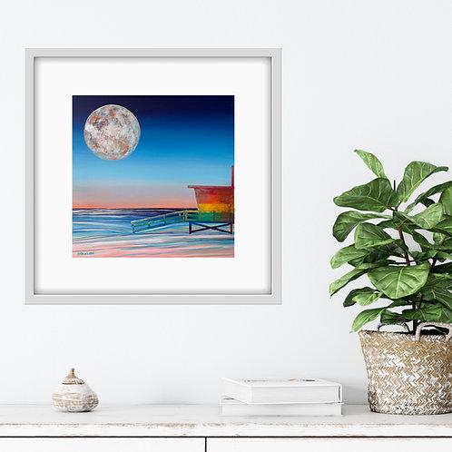 Fine Art Print - Hermosa Pride