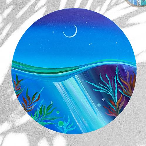 Moon's Ocean