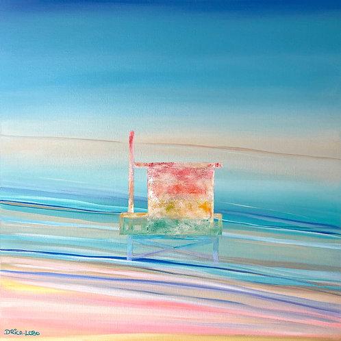 Original Painting - Overcast Summer Solstice