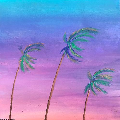 Palms of Winter