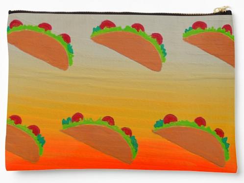 Tacos Por Favor Pouch