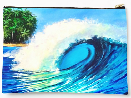 Surfs's Up Pouch