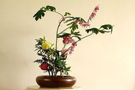 Ikebana by Ellen P. Flynn