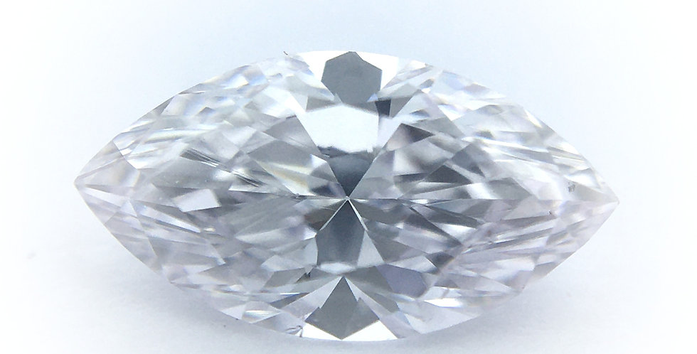 Marquise 0.47ct E VS2 certified by GIA
