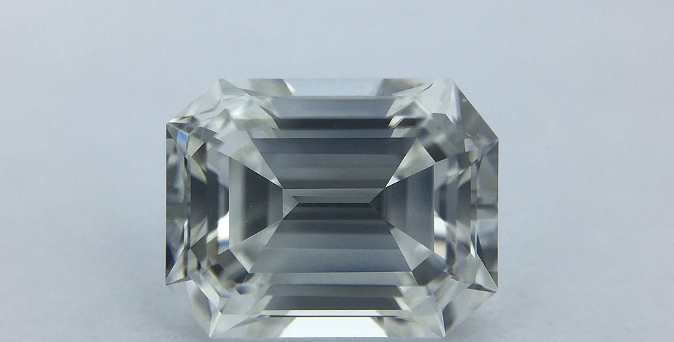 Emerald 1.07ct G VVS2 certified by GIA