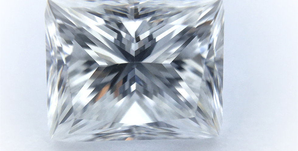 Princess 1.06ct E SI2 certified by GIA