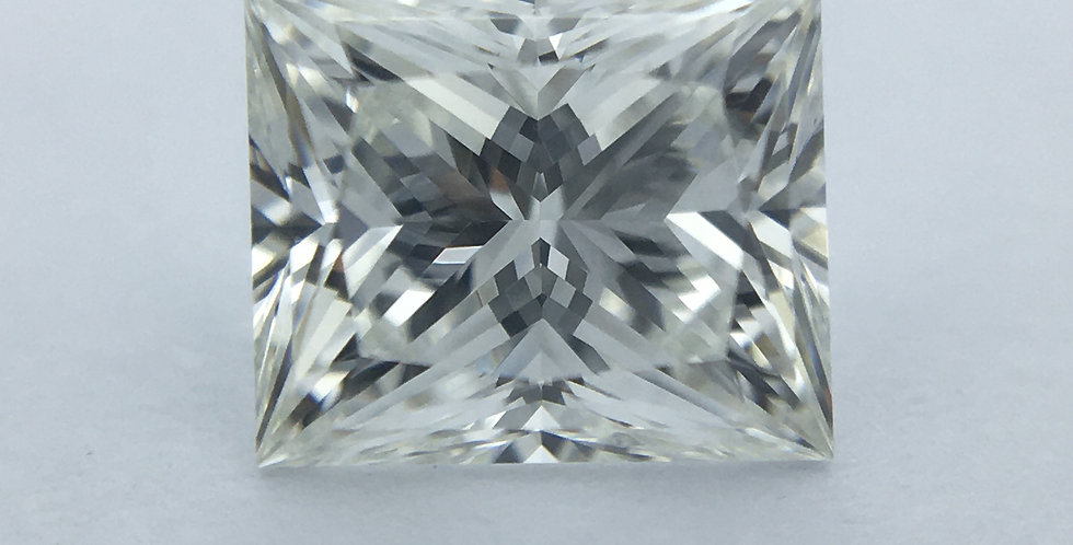 Princess 0.72ct G VVS2 certified by IGI