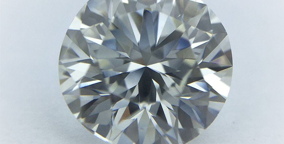 Round Brilliant 1.01ct J VVS1 certified by HRD