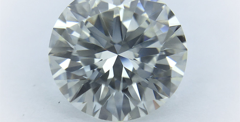 Round Brilliant 1.5ct H VVS2 certified by HRD