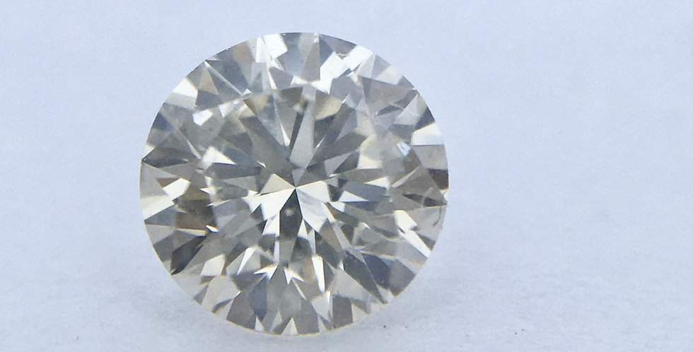 Round Brilliant 0.4ct J VVS1 certified by GIA