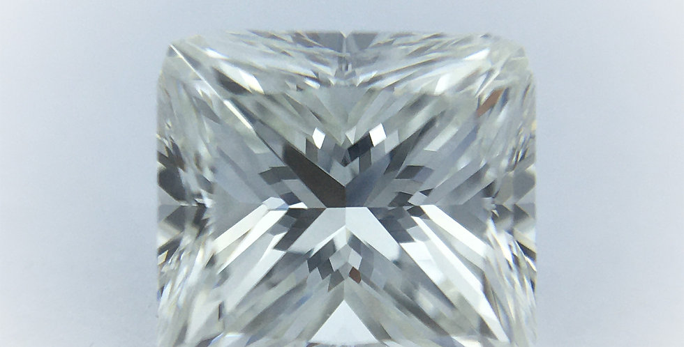Radiant 1.03ct H IF certified by GIA