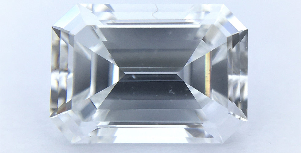 Emerald 1.07ct E SI1 certified by GIA