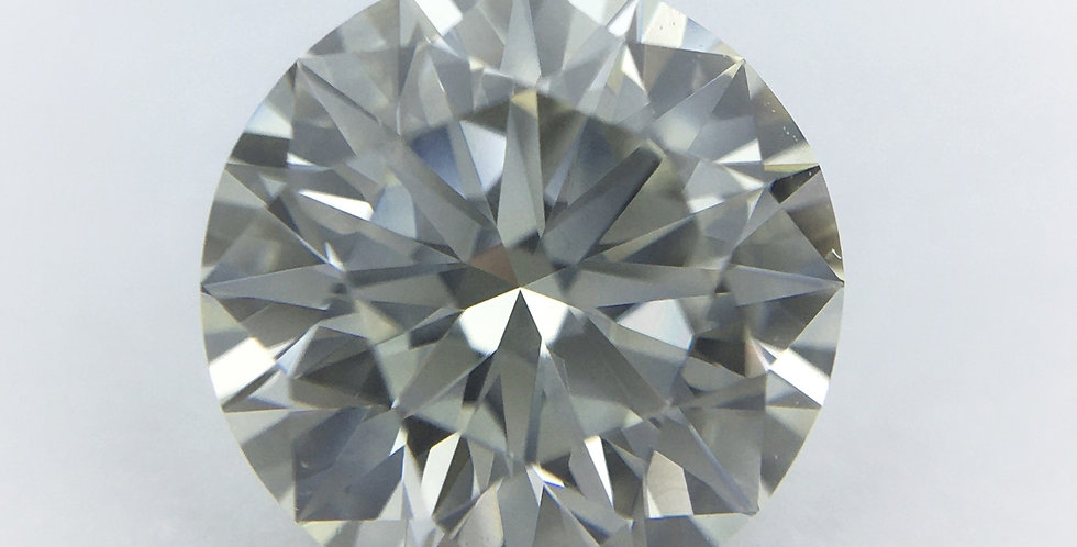 Round Brilliant 1.01ct I VVS1 certified by HRD