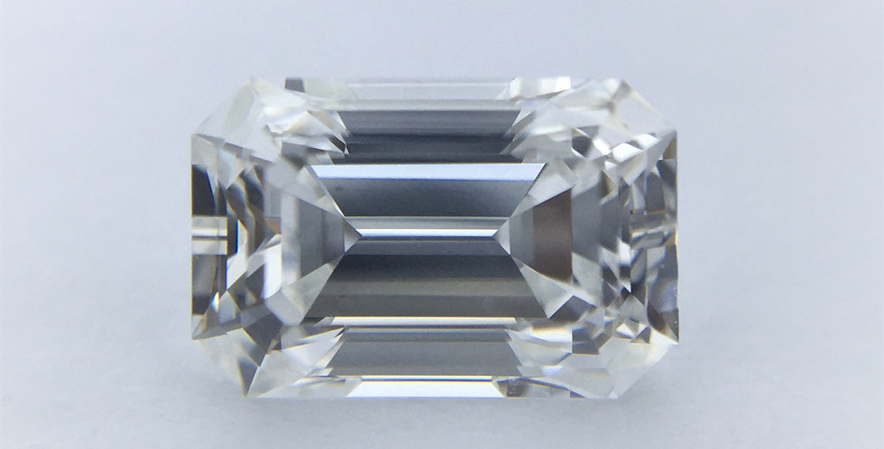 Emerald 1.08ct E VS1 certified by GIA