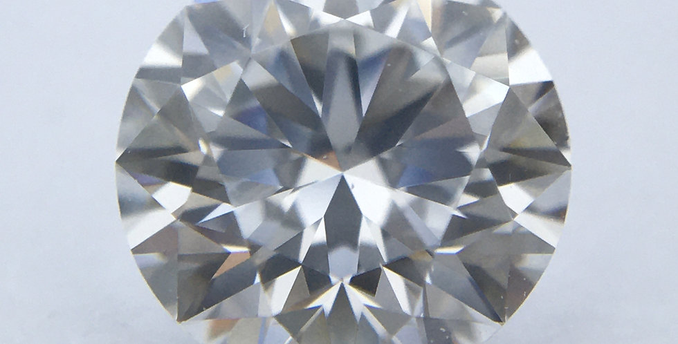 Round Brilliant 0.9ct D VVS2 certified by GIA