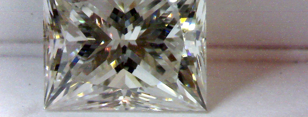 Princess 1.12ct F IF certified by GIA