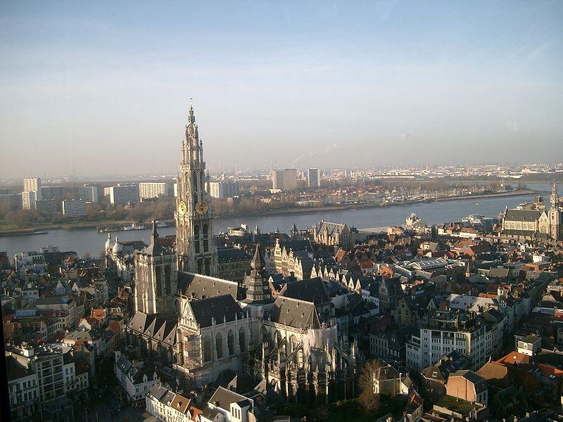 Antwerp, the city of diamonds