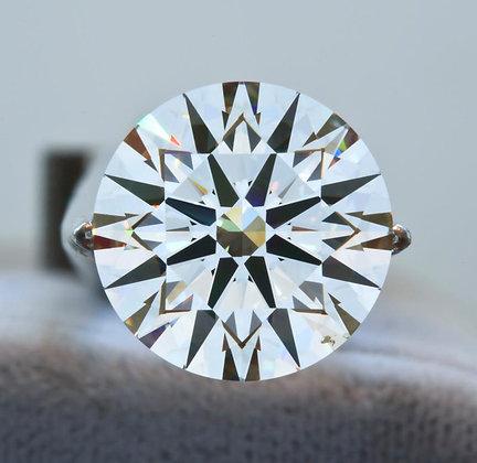 Diamante Brilhante K SI2 de 1ct Certificado IGI