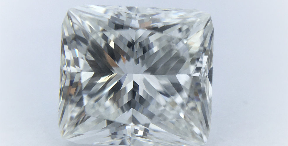 Princess 1.02ct E IF certified by GIA