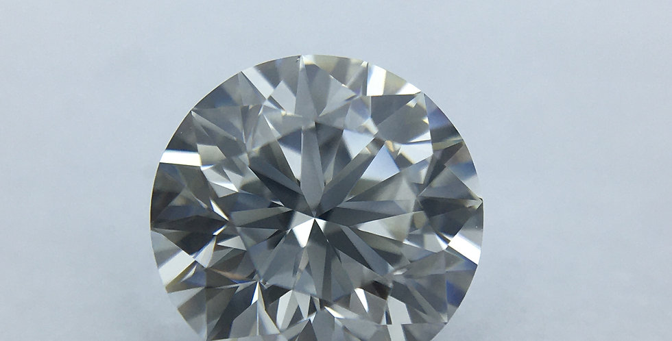 Round Brilliant 1.01ct G VVS1 certified by GIA