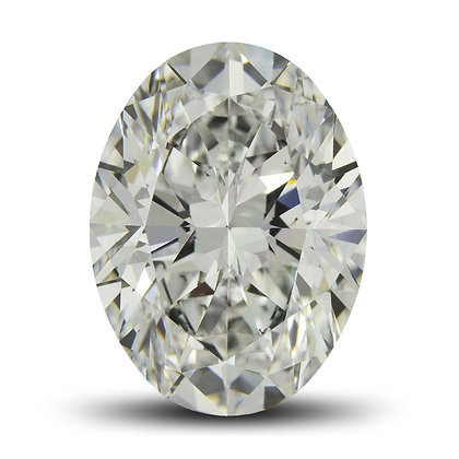 Diamante Natural Oval G SI1 de 1.04ct - Certificado GIA