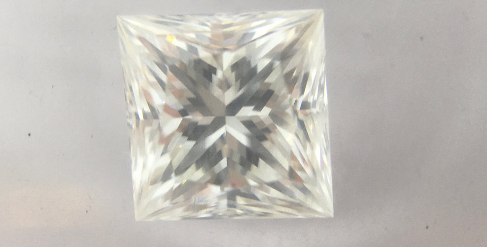Princess 1.02ct H IF certified by IGI
