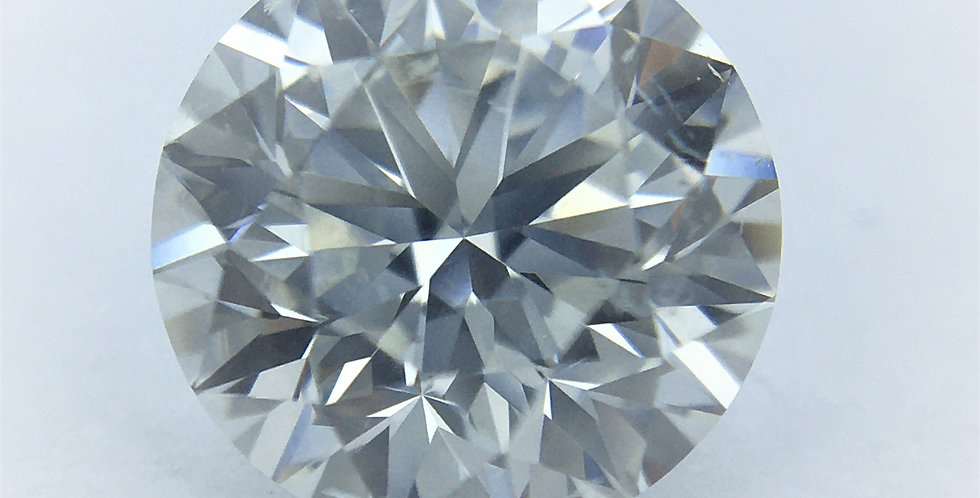 Round Brilliant 1.01ct G SI2 certified by GIA