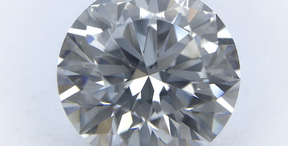 Round Brilliant 1.08ct E VVS2 certified by GIA