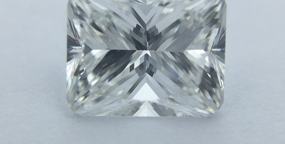 Princess 0.71ct F VS2 certified by GIA