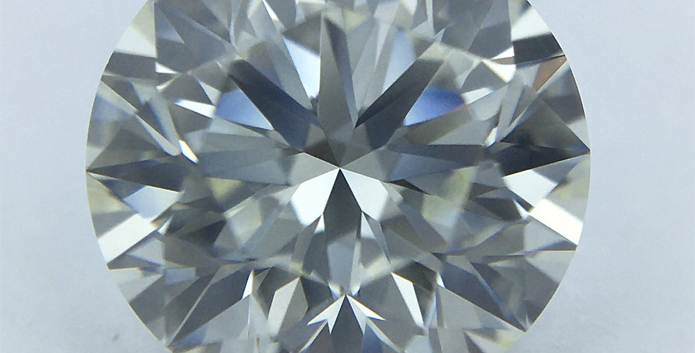 Round Brilliant 1.14ct J IF certified by HRD