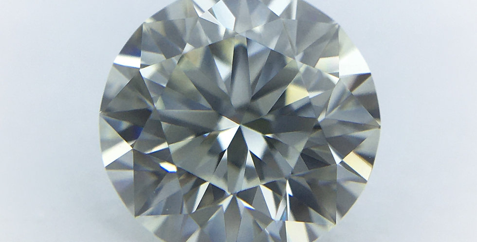 Round Brilliant 1ct J VVS2 certified by HRD