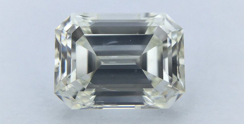 Emerald 1.03ct J SI2 certified by HRD