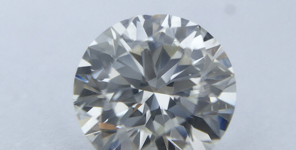 Round Brilliant 1ct G SI1 certified by GIA