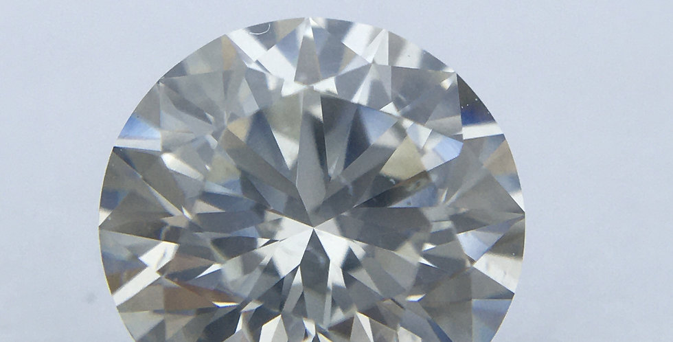Round Brilliant 1.1ct I SI1 certified by GIA