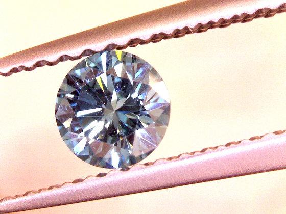 Diamante Azul Ecológico 0.30ct - Certificado IGI