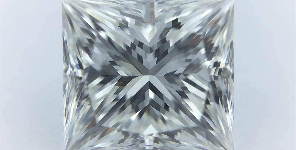 Princess 1.14ct F VVS1 certified by GIA