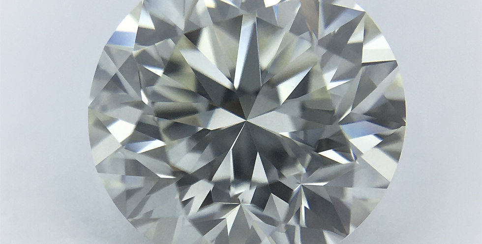 Round Brilliant 1.5ct K IF certified by HRD