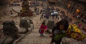 Candlelight   Bhaktapur