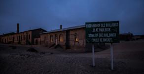 Kolmannskuppe (Kolmanskop)