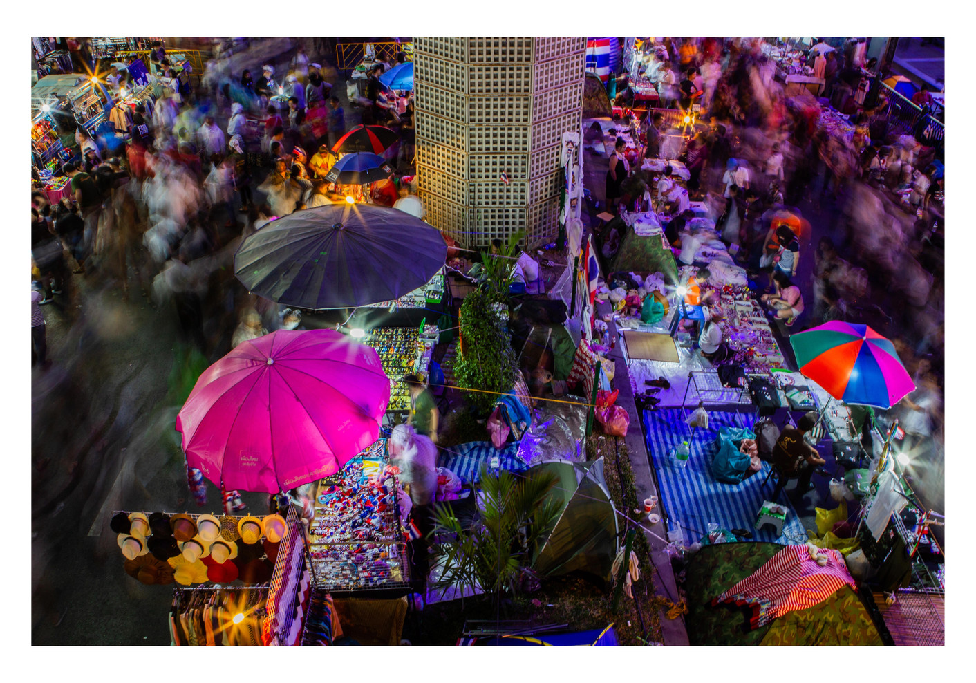 Bangkok Hustle