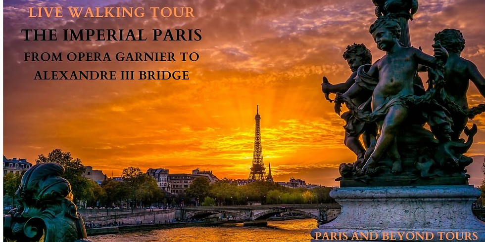 Free Walking Tour: The Imperial Paris