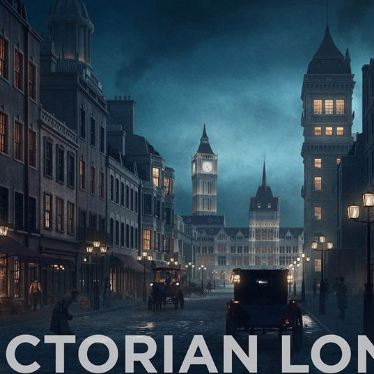 Virtual Tour: Victorian London