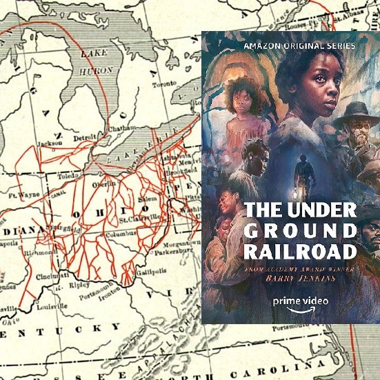Profs & Pints Online: A Scholars' Guide to The Underground Railroad