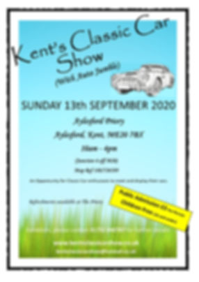 Kents Classic Car show Poster 2020.jpg