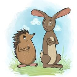 Hare & Hedgehog