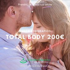 Total body 200€
