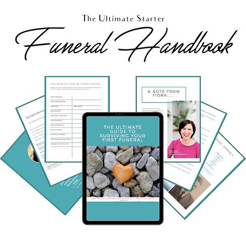 Funeral Handbook for Beginners