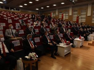 'Uluslararası Türk Kültür Ve Sanatı Sempozyumu' Başladı